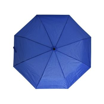 Personalised 3-Fold Umbrella - Blue